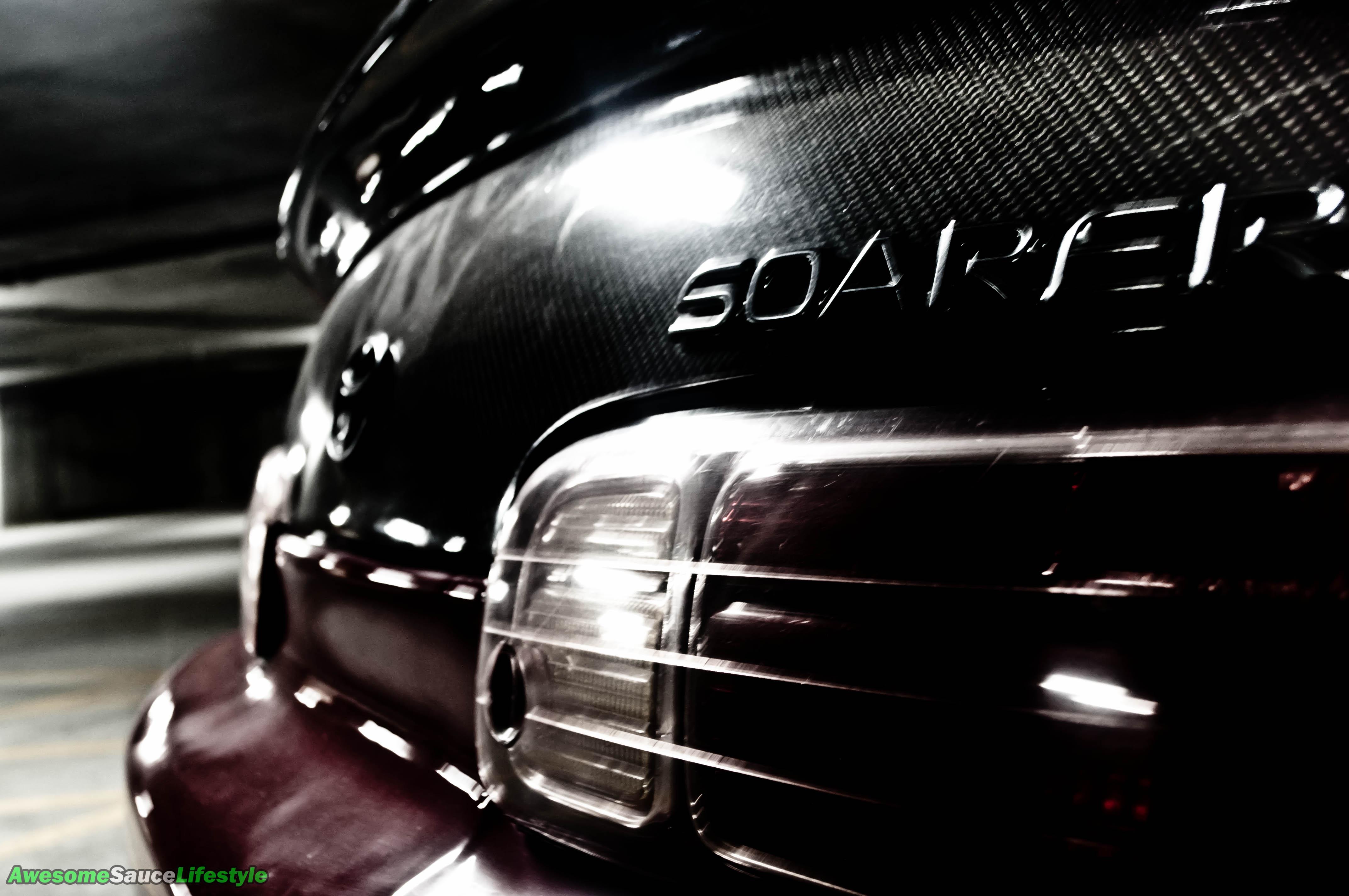 Feature 1995 Lexus Sc400 1993 Lexus Sc300