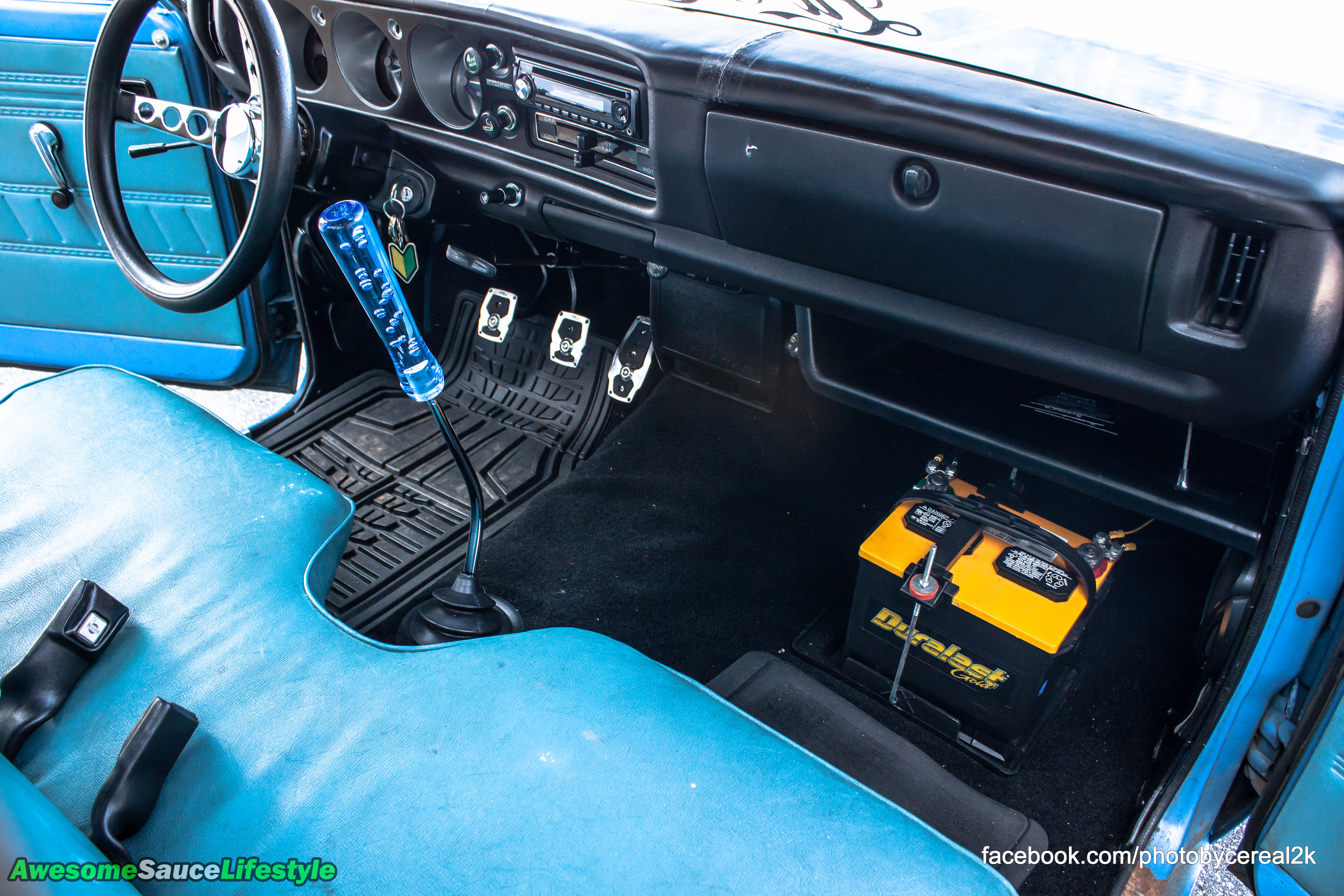 feature 1974 nissan datsun pickup truck awesomesaucelifestyle